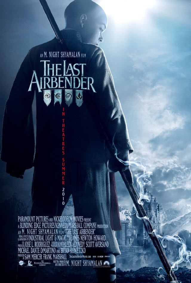 Movie Review The Last Airbender 2010 Dave Does The