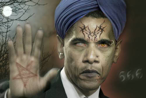 Chancellor Barack Hussein Obama Finally Destroys Religious Freedom