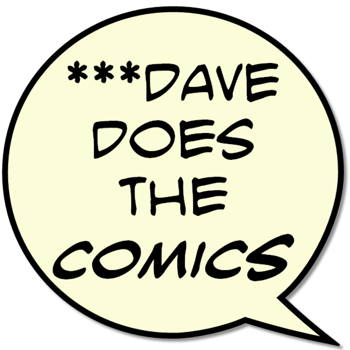 ***Dave Does the Comics!